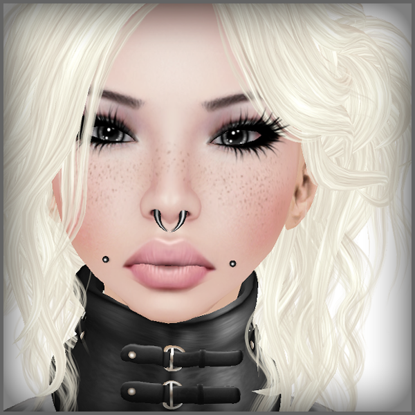 face piercing ideas. lt;33333333333; Face AddOn: